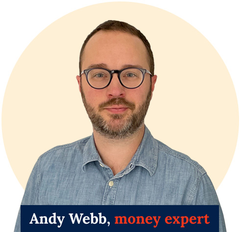 Andy Webb, Money Expert